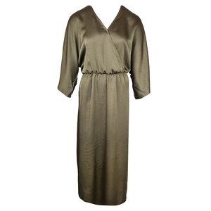 Rut & Circle DANIELLE MAXI DRESS - ARMY GREEN