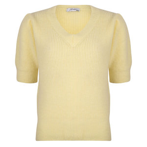 Ambika JANET TOP - YELLOW