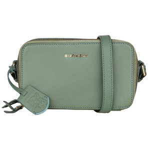 Burkely PARISIAN PAIGE CROSSOVER BOX - GREEN