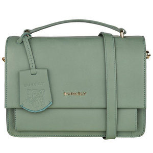 Burkely PARISIAN PAIGE CITYBAG - GREEN