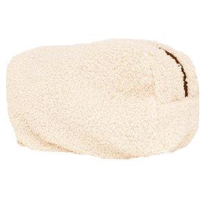 Life of Bulu TEDDY MAKE - UP BAG - OFF WHITE