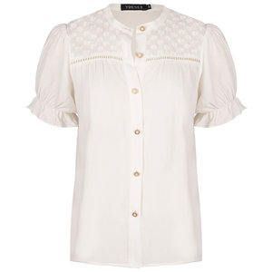 Ydence BLOUSE CLAUDIA - WHITE