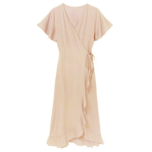 Ambika LANA DRESS - ORANGE