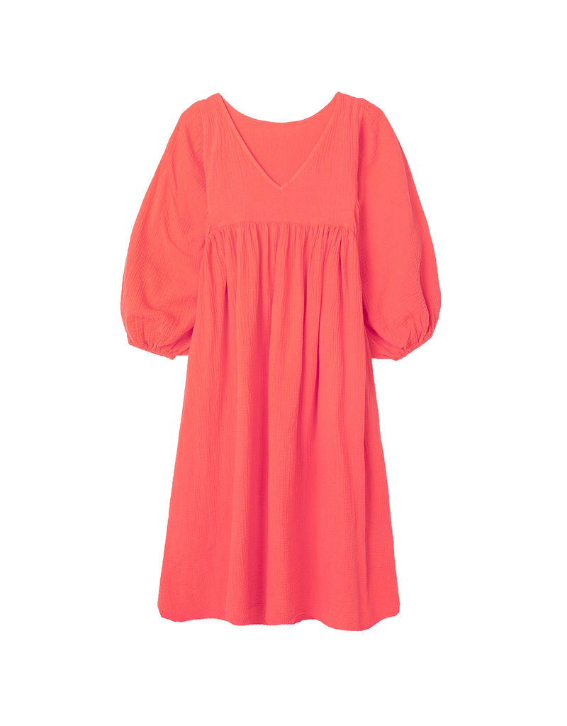 Lotz & Lot VIEVE MAXI DRESS - ORANGE