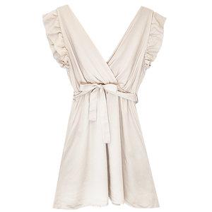Lotz & Lot DENISE DRESS - BEIGE