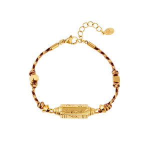 Lotz & Lot LOVE BRACELET - GOLD