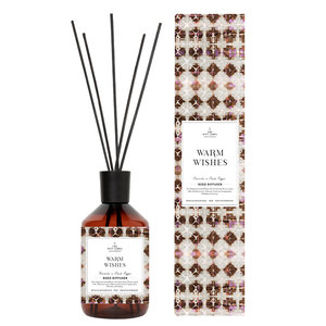 The Gift Label HOME DIFFUSER - WARM WISHES