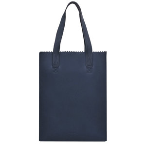 Myomy PAPERBAG SHOPPER - BLUE
