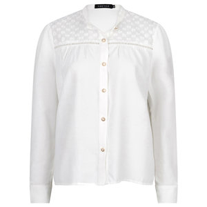 Ydence BLOUSE PHILINE - WHITE