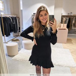 Lotz & Lot LOLI DRESS - BLACK