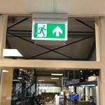 Kantelbare opbouw noodverlichting OTG-FF