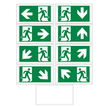 pictogrammen set voor de OTG-FF-6 of OTG-VV-5
