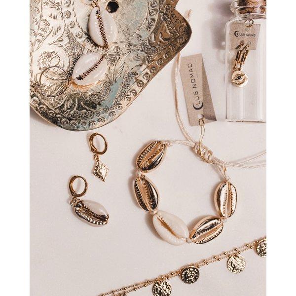 Armband Golden Shells