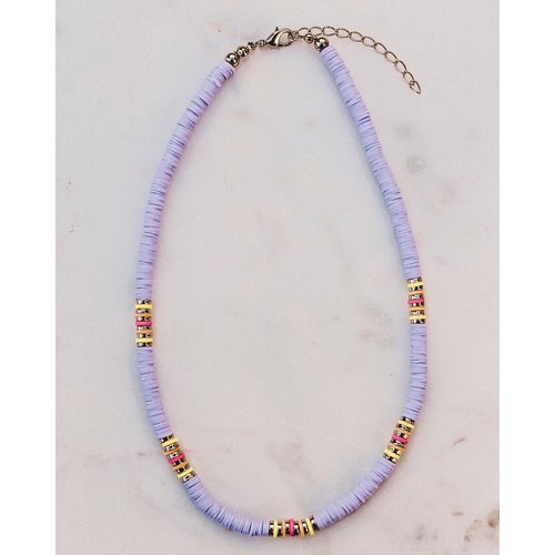 Club Nomad SOLD OUT! Surf ketting Tropics purple