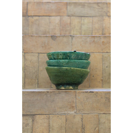 Tamegroute schaal S | groen