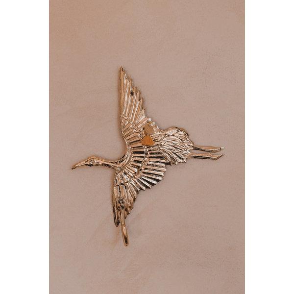 Wandhaak Mystic Crane