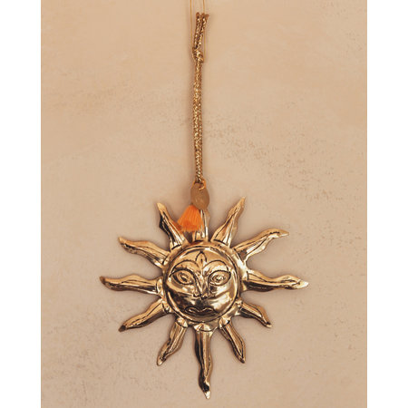 Club Nomad Ornament Sun