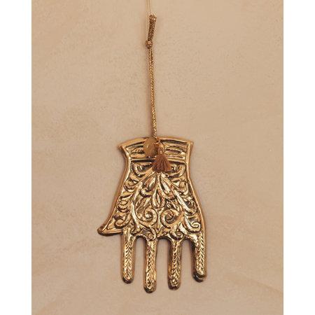 Club Nomad Ornament Hamsa