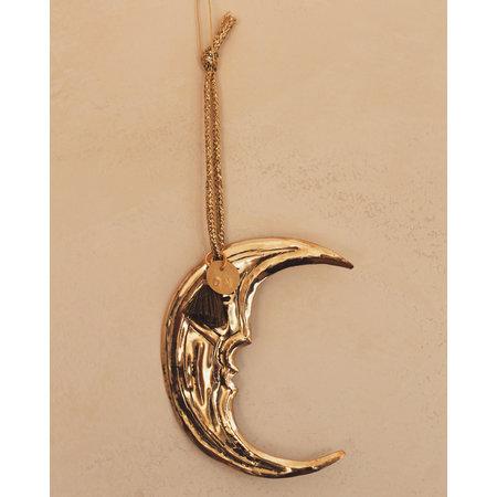 Club Nomad Ornament Moon