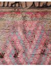 Vintage boujaad vloerkleed (270x150cm)