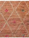 Vintage boujaad vloerkleed (230x165cm)