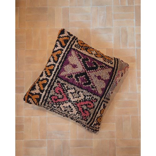 Vintage Boujaad kussenhoes