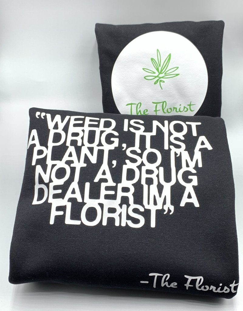 The Florist The Florist - Trui Weed Is Not A Drug