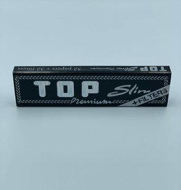 Top Top - Premium Slim Paper + Tips
