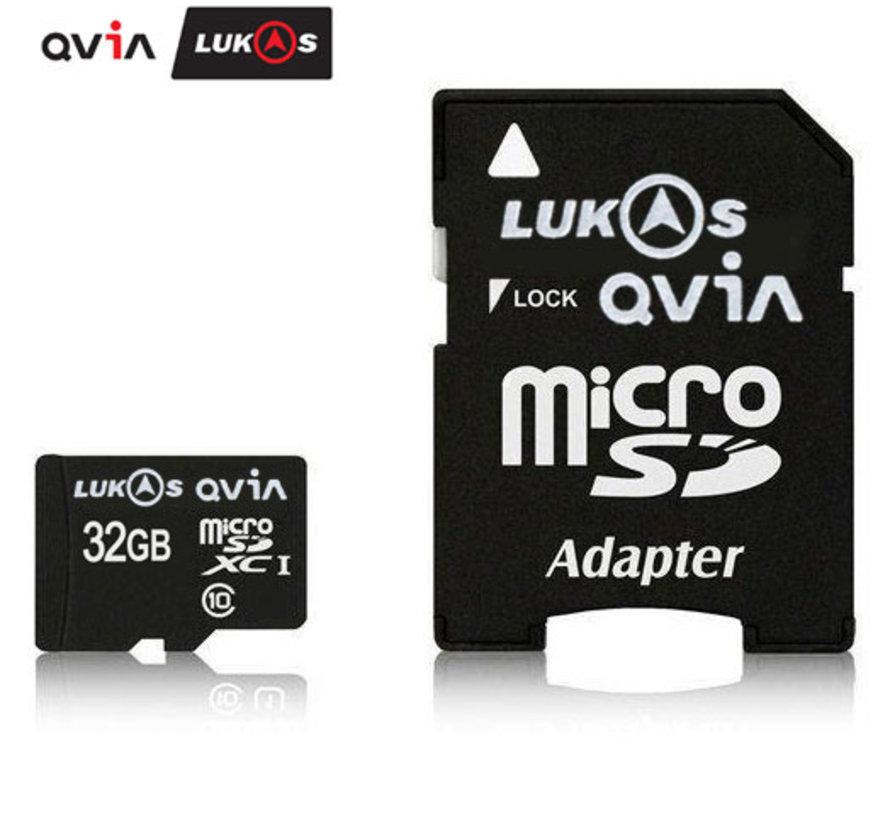 LUKAS/Qvia 32gb MLC MicroSDHC