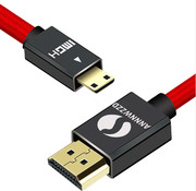 Dashcamdeal Mini HDMI cable 1.5m
