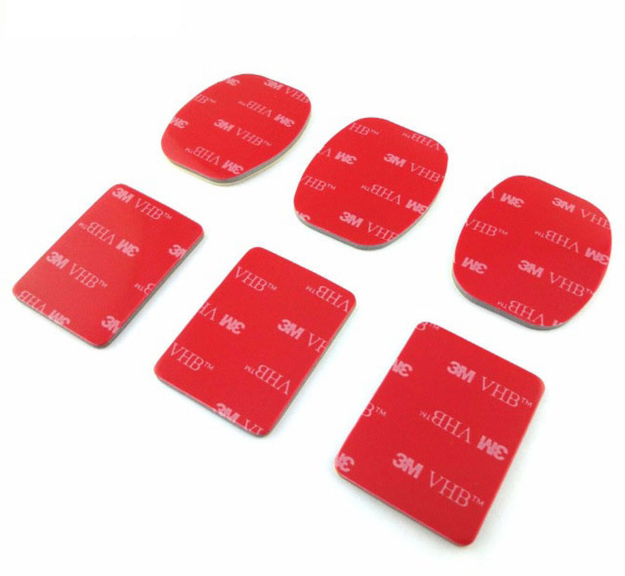 3M adhesive dashcam mount sticker set