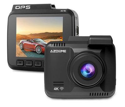 AZDome AZDome GS63H 4K 1CH Wifi GPS dashcam