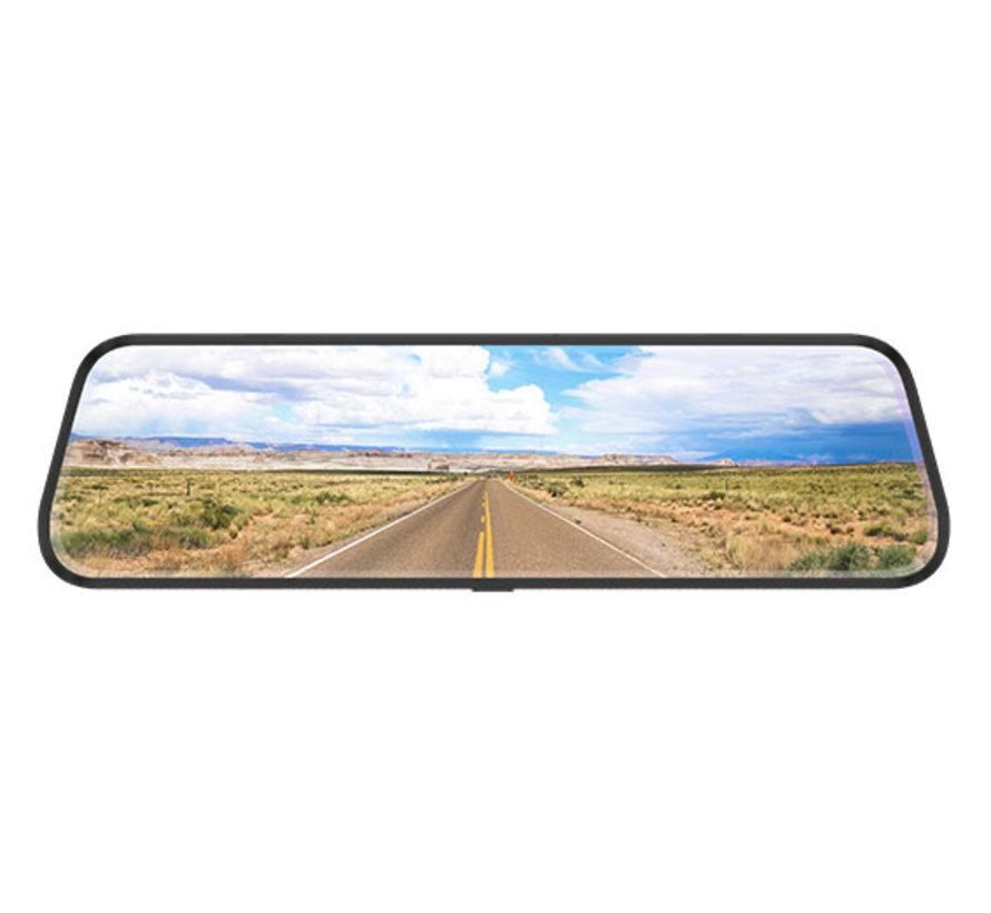 AZDome PG02 2CH Full Mirror Touch dashcam
