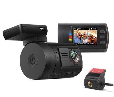Mini Mini 0906 2CH Dual GPS FullHD dashcam