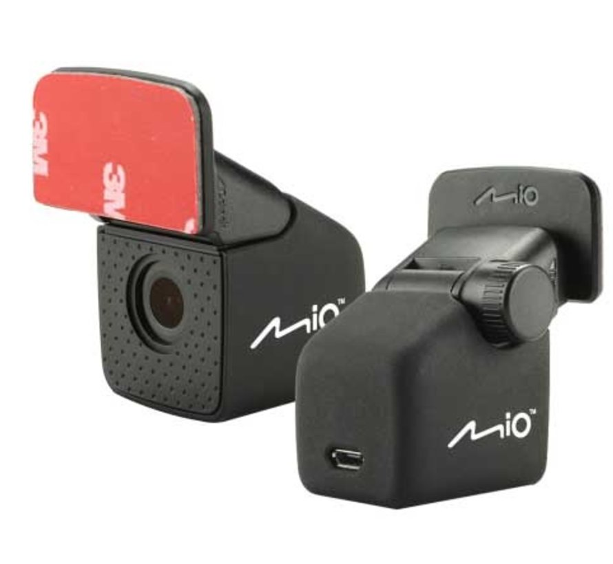 Mio Mivue 752 QHD 2CH Dual Wifi GPS dashcam