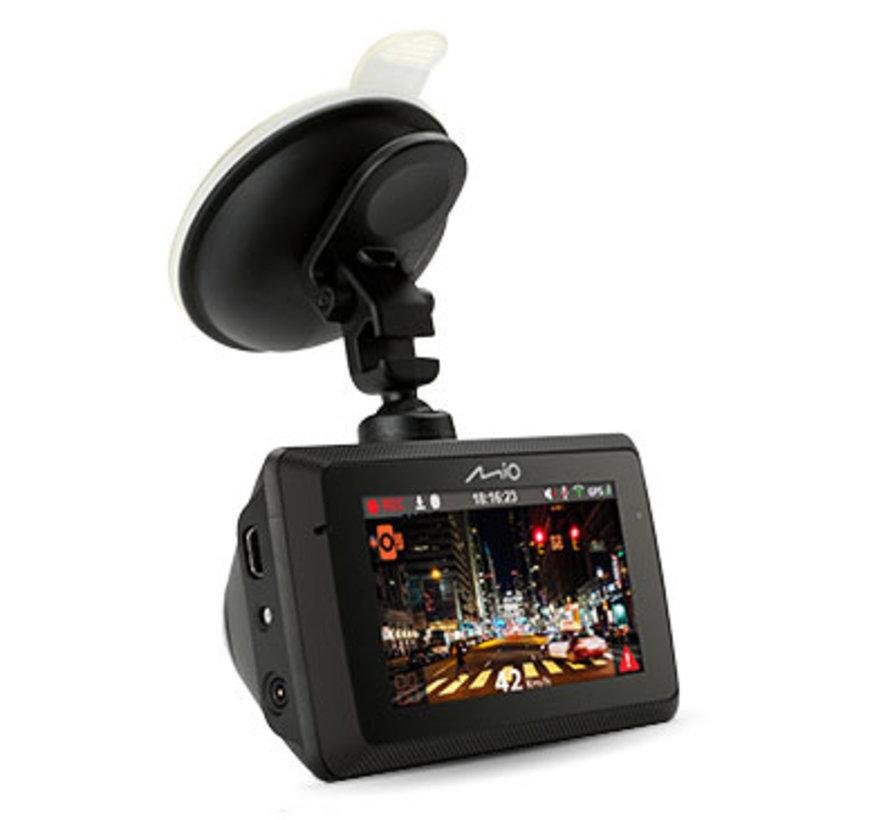 Mio MiVue 788 Touch Connect Wifi GPS dashcam