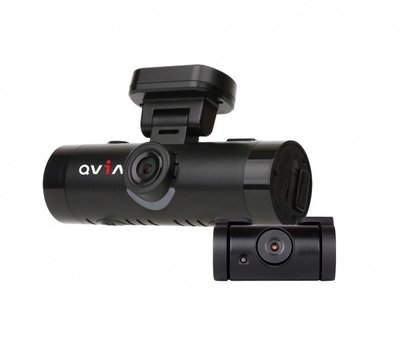 Qvia Qvia AR790 WD 2CH Dual Wifi GPS 32gb dashcam