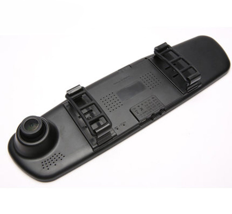 Mirror FullHD 1080p 1CH Blue dashcam