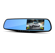 Dashcamdeal Mirror FullHD 1080p 1CH Blue dashcam