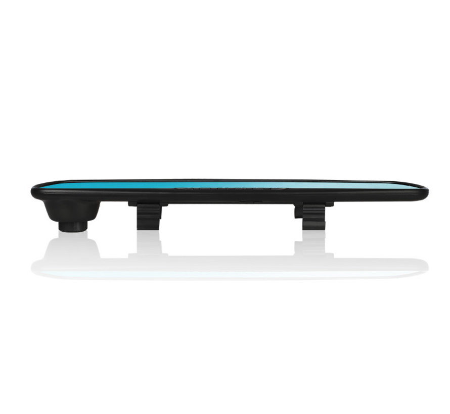 Mirror FullHD 1080p 2CH Dual Blue dashcam