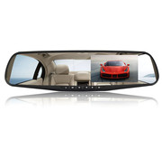 Dashcamdeal Mirror FullHD 1080p 1CH Clear dashcam