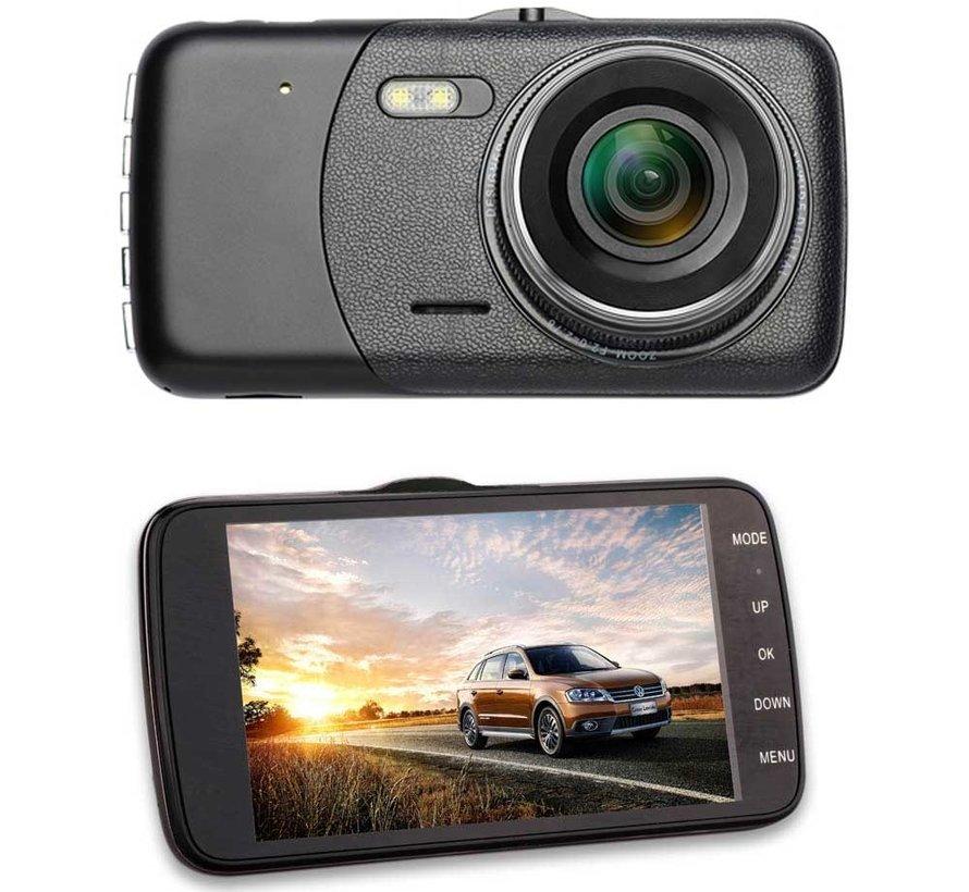 Y900 2CH Dual 4 inch LCD FullHD dashcam
