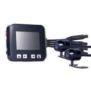 Motocam Motocam C6 HDR 2CH Dual motorcycle dashcam