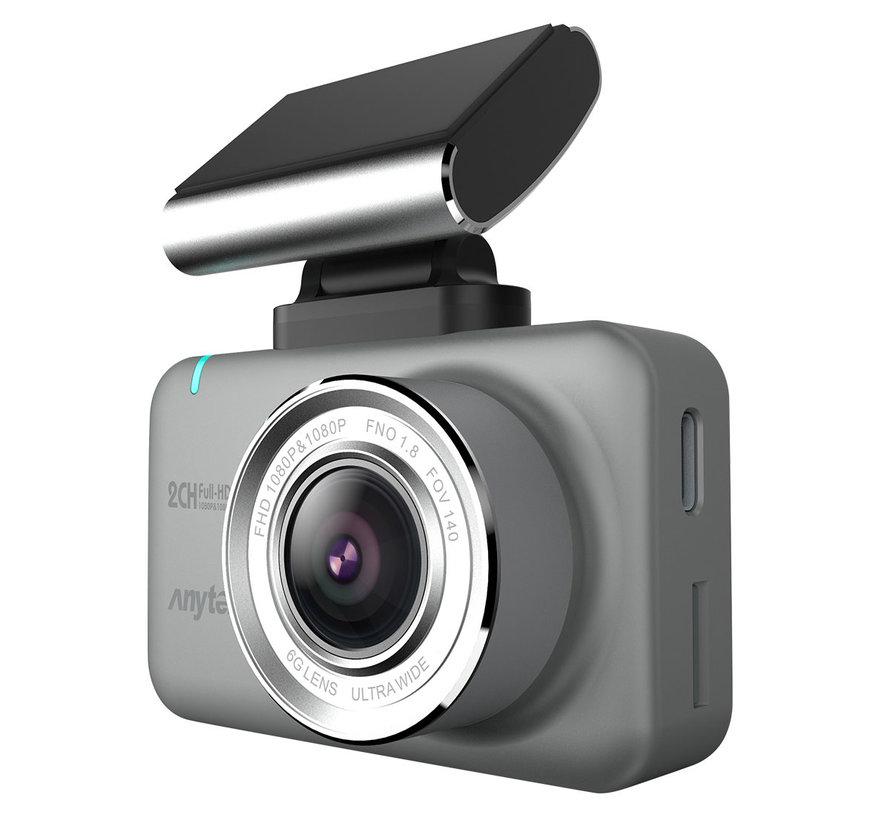 Anytek Z1 2CH Dual Wifi Touch FullHD dashcam