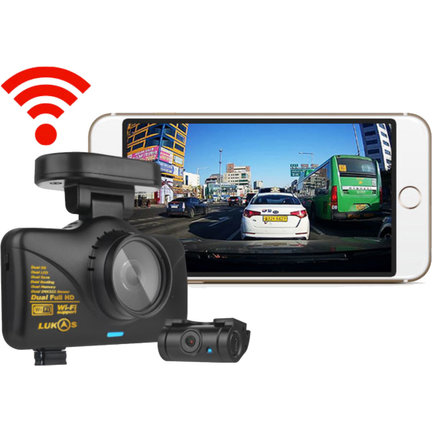 Dashcams with Wifi