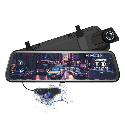 Rearview Mirror dashcams