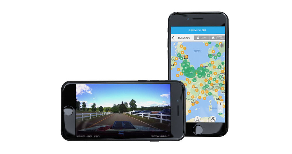 What is the use of Wifi on a dashcam?
