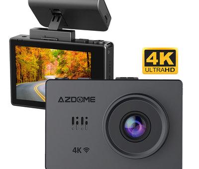 AZDome AZDome M10 Pro 4K Touch Wifi GPS