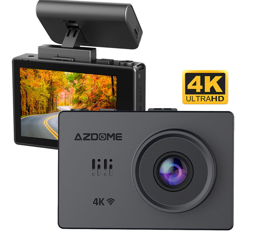 AZDome M10 Pro 4K Touch Wifi GPS