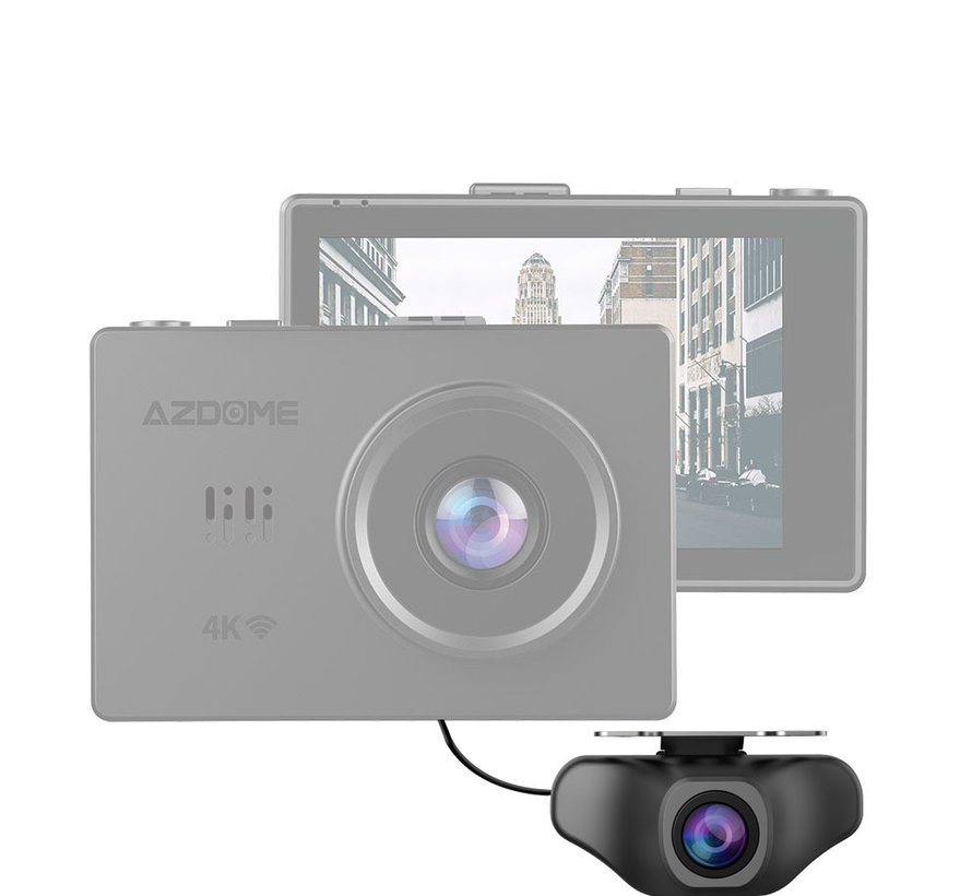 AZDome FullHD rear camera